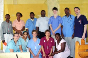 Haiti Healthcare Mission Team 2007