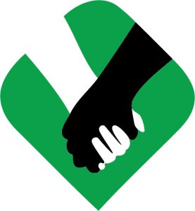 logo of hand in hand with Haiti